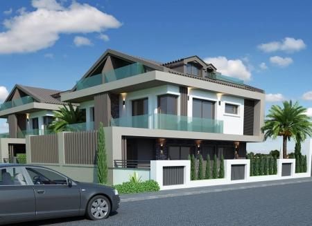 Salihas Villa A Blok