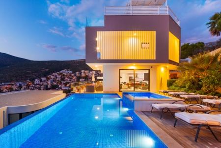 Kalkan Kalamar'da Satılık Villa
